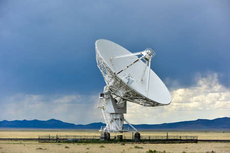 The Karl G. Jansky Very Large Array (VLA) is a radio astronomy observatory located on the Plains of San Agustin in New Mexico. Editorial