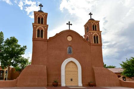 San Miguel de Socorro is the Catholic church in Socorro, New Mexico, built on the ruins of the old Nuestra Senora de Socorro mission.