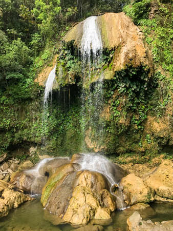 ピナール ・ デル ・ リオ、キューバのソロア滝。