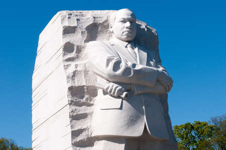 Martin Luther King Junior Memorial in Washington, DC