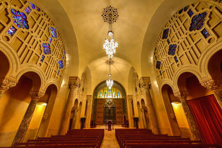 Temple Emanu-El was the first Reform Jewish congregation in New York City and, because of its size and prominence, has served as a flagship congregation in the Reform branch of Judaism.