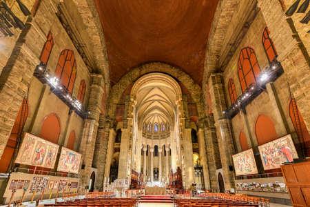 大聖堂聖ヨハネ、ニューヨークの...