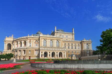Odessa National Academic Theater of Opera and Ballet, Ukraine