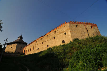 Medzhybizh Castle, built as a bulwark against Ottoman expansion in the 1540s, became one of the strongest fortresses of the Crown of the Kingdom of Poland in Podolia.