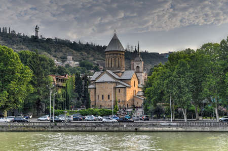 The Sioni Cathedral is a Georgian Orthodox cathedral in Tbilisi, the capital of Georgia.