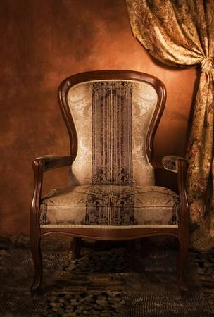 Luxuus inter in the aristocratic style Stock Photo - 8973673