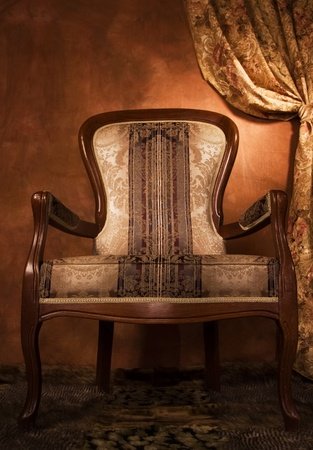 aristocrático: Interior lujoso en el estilo aristocr�tico