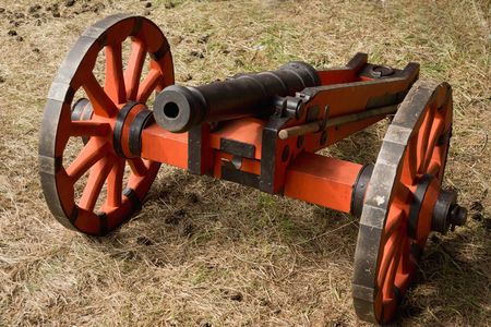 infantry: The medieval Russian infantry gun of the times of the conquest of Siberia
