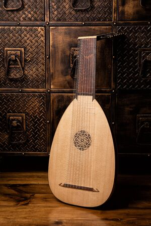Lute of the 17th century