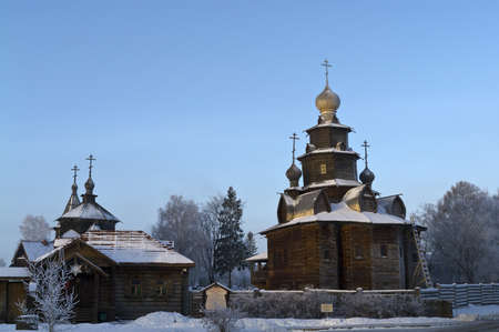 Villages Museum Architecture and Peasant Life in Suzdal