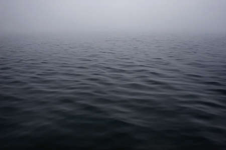 Water surface with small waves, the river, lake. Stock Photo - 9377470