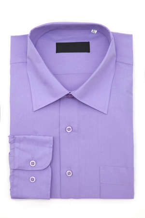 shirt man s isolated on white   Stock Photo