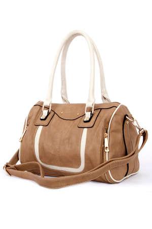 Woman handbag isolated on white background Stock Photo - 25614305