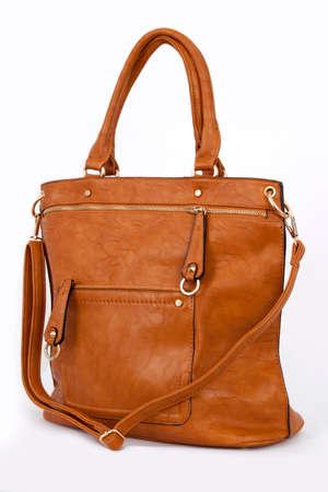 Woman handbag isolated on white background Stock Photo - 25614311