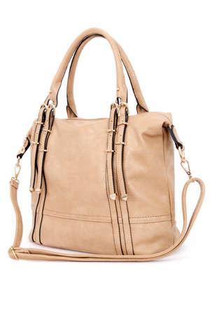Woman handbag isolated on white background Stock Photo - 25614310