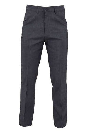 trousers for men isolated on a white