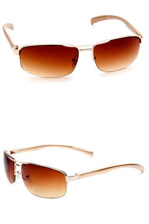 Sunglasses isolated isolated on white background photo