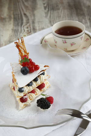 mouthful: Amazing French delight. Dolce vita. Lightest ever cake. Delightful Sweet Treats