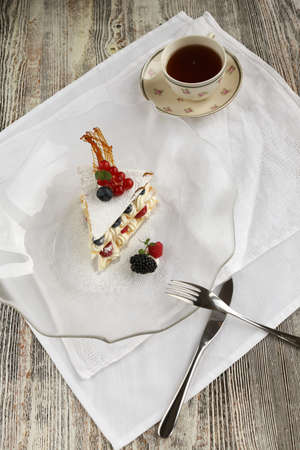 Amazing French delight. Dolce vita. Lightest ever cake. Delightful Sweet Treats