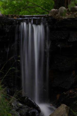 bourn: Waterfall