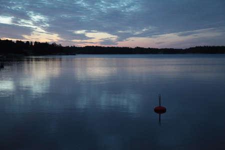 nightfall: Sunset Bouy