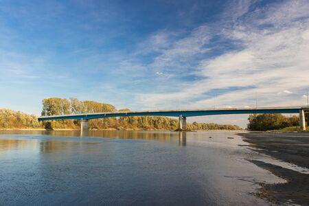 Bridge over Drava at Osijek