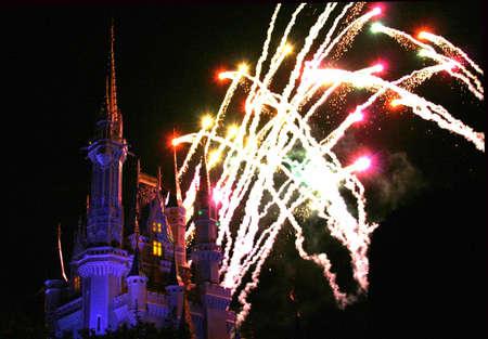 Midnight at the Magic Kingdom