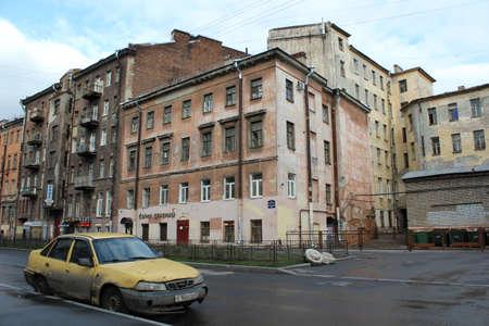 st  petersburg: Old houses of St. Petersburg