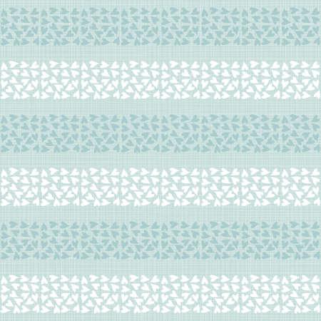 regular: luce delicati cuoricini in strisce regolari elementi geometrici a righe su sfondo blu senza soluzione di continuit�