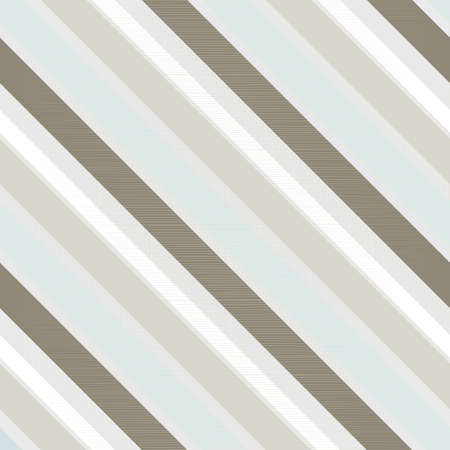 delicate blue brown beige white thin stripes geometric elements on beige background seamless pattern  Stock Vector - 20161867