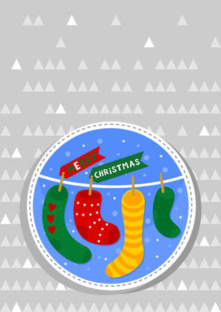 cold, rectangle, greetings, green, wishes, white, red, seasonal, sign, vector, yellow, stars, signpost, sewed, character, xmas, element, christmas, drawing, card, rectangular, vertical, gray, traditional, shape, abstract, snowman, season, modern, illustra Vector