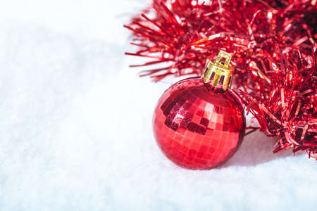 Photo of Christmas decorations from the grandmother