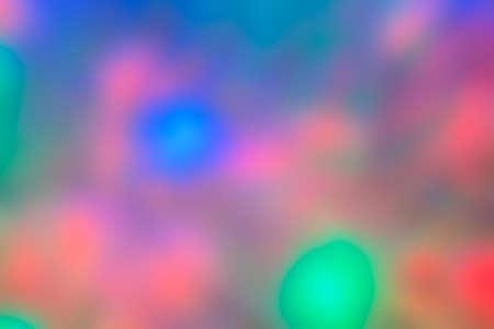 color background from indistinct fires Reklamní fotografie