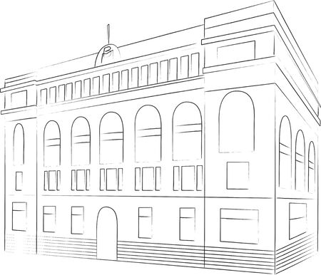 Sketch Ilustrace