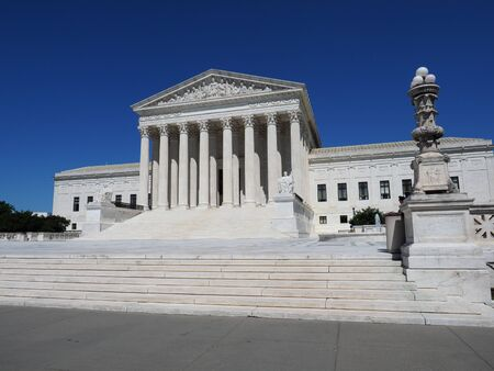The Supreme Court of the United States, located in Washington D.C. Editorial
