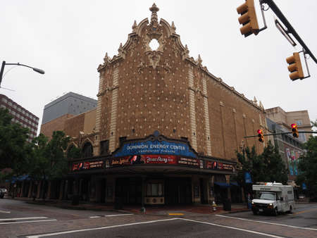 The Carpenter Theatre.