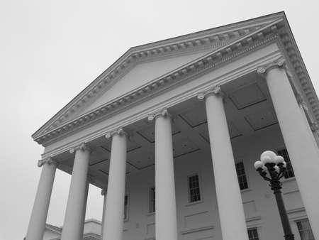 Virginia State Capitol, Richmond. Archivio Fotografico