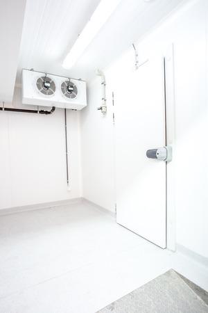 pull handle of an door of an refrigerator