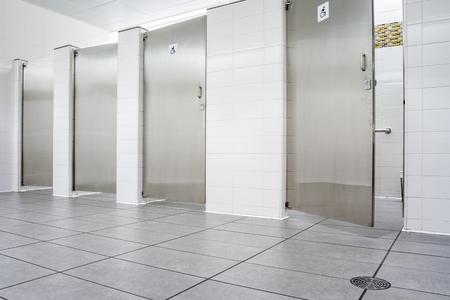 public building: In an public building are womans toilets