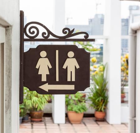 5aa0e0463d26 Símbolos Divertidos Wc Placa De La Puerta. Signo WC Icono De La ...