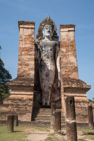 Sukhothai namely one of the most beautiful sights of Northern Thailand with their ruins and beautiful Buddha statues
