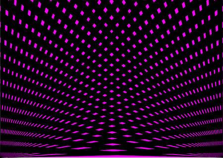abstract black pattern; clip-art Vector