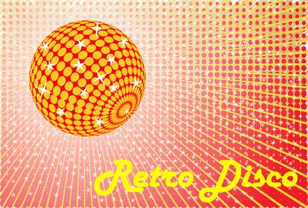 vector dance background; clip-art Vector