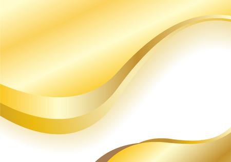vector background gold color; clip-art Stock Vector - 4763228