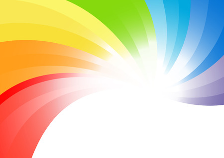 vector clipart: Vector abstract background; clip-art