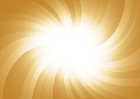 Vector abstract gold background; clip-art Stock Vector - 5421292