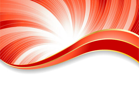 depliant: Vector abstract red background; clip-art Illustration