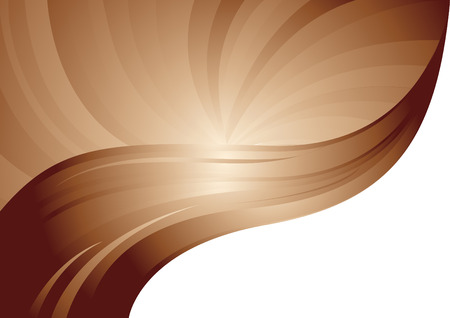 Vector chocolate background; clip-art