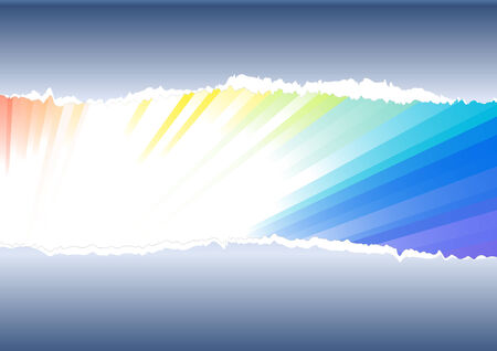 depliant: Vector colrful concept; clip-art