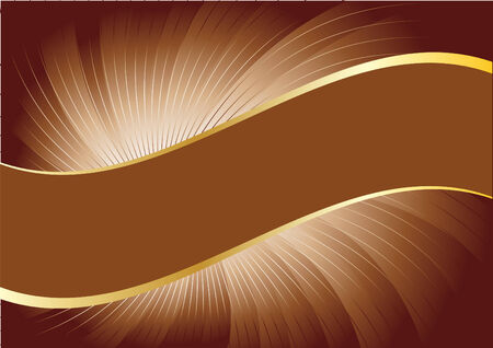 chocolate background, clip-art Vector